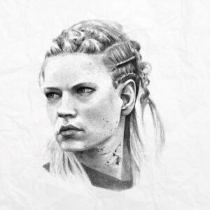 Lagertha Lothbrok (Vikings, 2013)